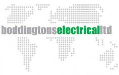 Boddingtons Electrical Logo